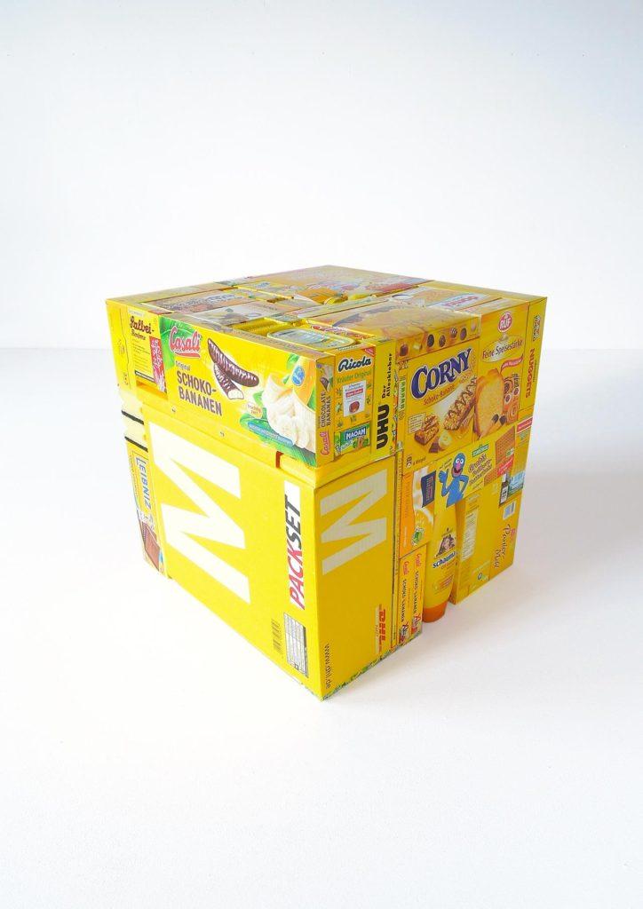 """Image of """"165 yellows"""" by Nana Hirose & Kazuma Nagatani."""