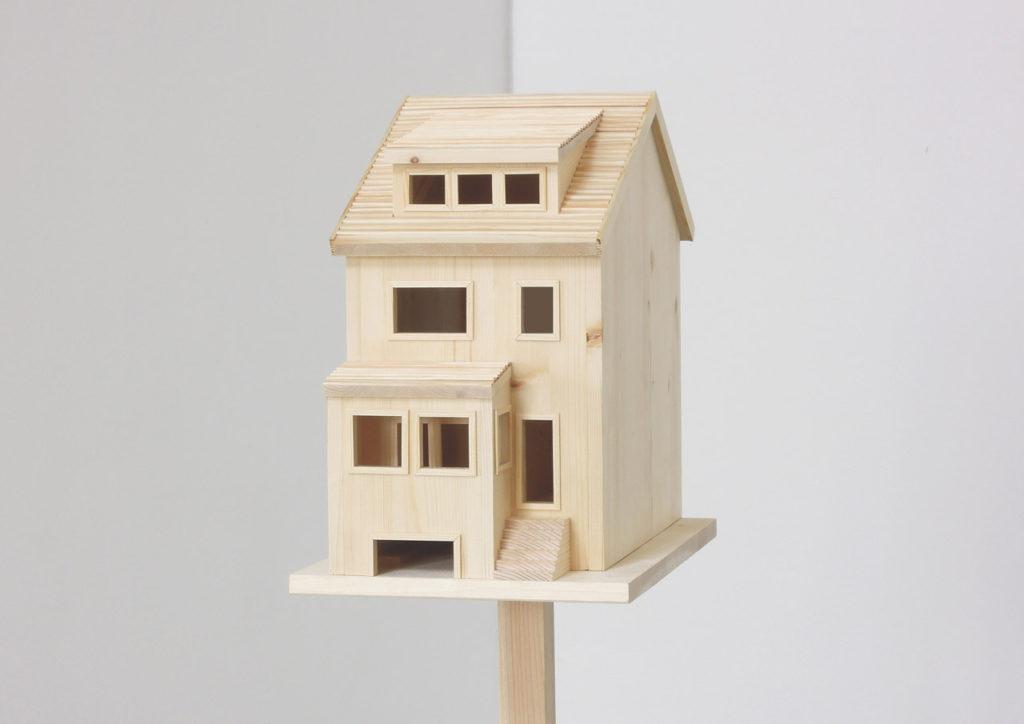 "Image of ""Home as a Birdhouse"" by Nana Hirose & Kazuma Nagatani 広瀬菜々 永谷一馬."