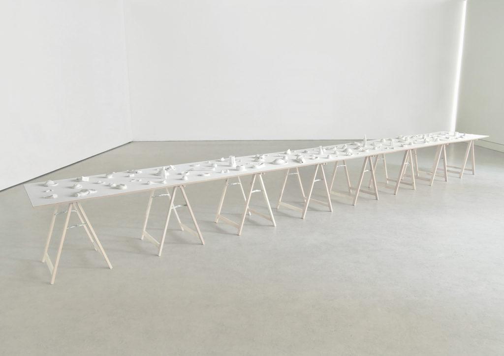 "Image of Nana Hirose & Kazuma Nagatani's ""Still Life"" Installation view."